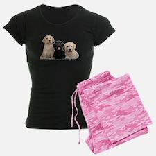 Labrador puppies pajamas