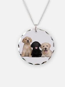 Labrador puppies Necklace