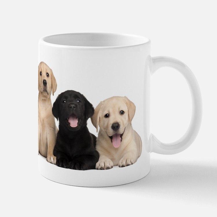Labrador puppies Mug