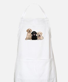 Labrador puppies Apron