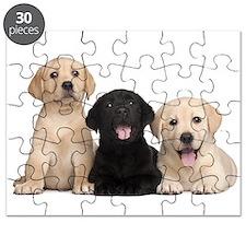 Labrador puppies Puzzle