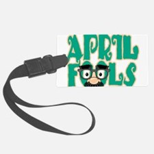 April Fool's Day Luggage Tag