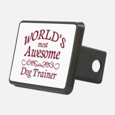Awesome Dog Trainer Hitch Cover