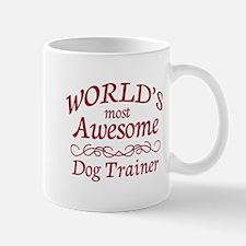 Awesome Dog Trainer Mug