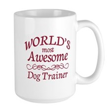 Awesome Dog Trainer Mug
