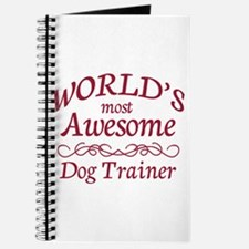 Awesome Dog Trainer Journal