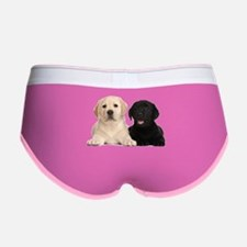 Labrador puppies Women's Boy Brief