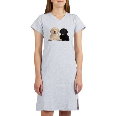 Labrador puppies Women's Nightshirt