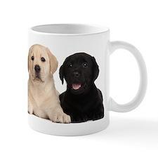 Labrador puppies Small Small Mug