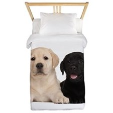 Labrador puppies Twin Duvet