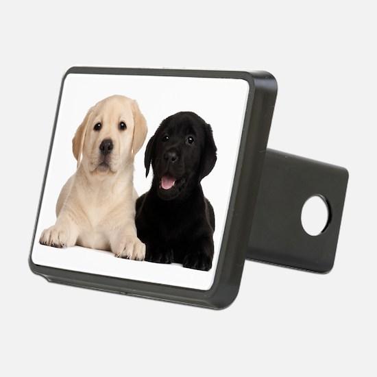 Labrador puppies Hitch Cover