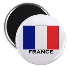 France Flag Stuff Magnet