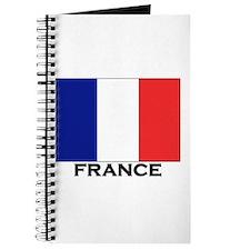 France Flag Stuff Journal