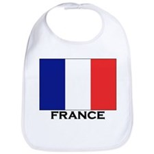 France Flag Stuff Bib