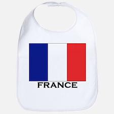 France Flag Stuff Bib