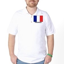 France Flag Stuff T-Shirt
