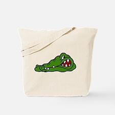 Gator Head Tote Bag