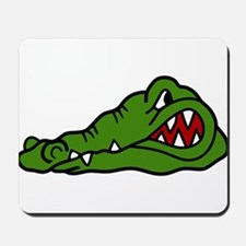 Gator Head Mousepad