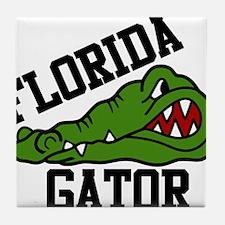 Florida Gator Tile Coaster