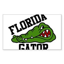 Florida Gator Decal