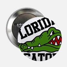 "Florida Gator 2.25"" Button"