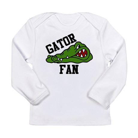 Gator Fan Long Sleeve Infant T-Shirt