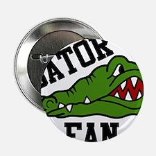 """Gator Fan 2.25"""" Button"""