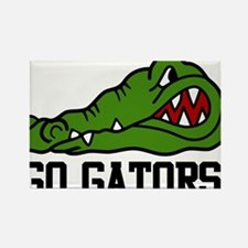 Go Gator Rectangle Magnet