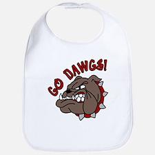 Go Dawgs Bib