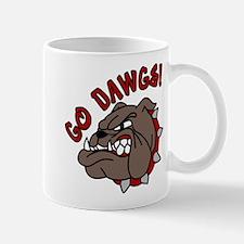 Go Dawgs Mug