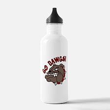 Go Dawgs Water Bottle