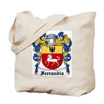 Ferrandis Coat of Arms Tote Bag