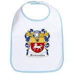 Ferrandis Coat of Arms Bib