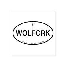 Wolf Creek Pass Trail Sticker
