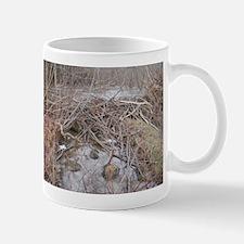 Beaver Damming Mug