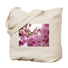 Spring time Cherry Blossoms Tote Bag