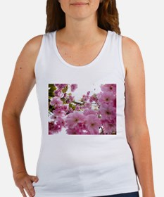 Spring time Cherry Blossoms Women's Tank Top
