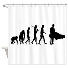 State Trooper Shower Curtain