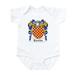 Escriba Coat of Arms Infant Bodysuit