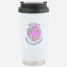 Funny Nicu nurse Travel Mug