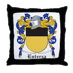Enterza Coat of Arms Throw Pillow