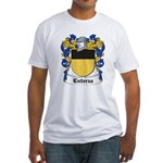 Enterza Coat of Arms Fitted T-Shirt