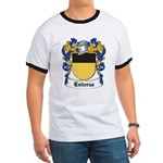 Enterza Coat of Arms Ringer T