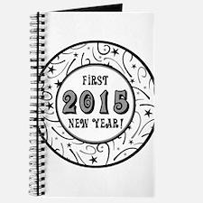 First New Years 2015 Milestone Journal