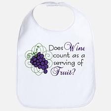 Does Wine Count Bib