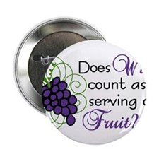 """Does Wine Count 2.25"""" Button"""