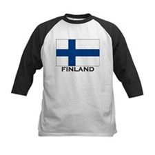 Finland Flag Stuff Tee