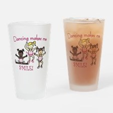 Dancing Drinking Glass