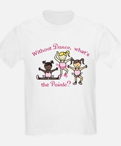 Whats The Pointe T-Shirt