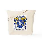 Echeverria Coat of Arms Tote Bag
